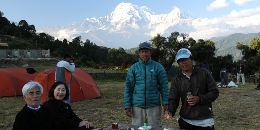 Annapurna Ghorepani Treks