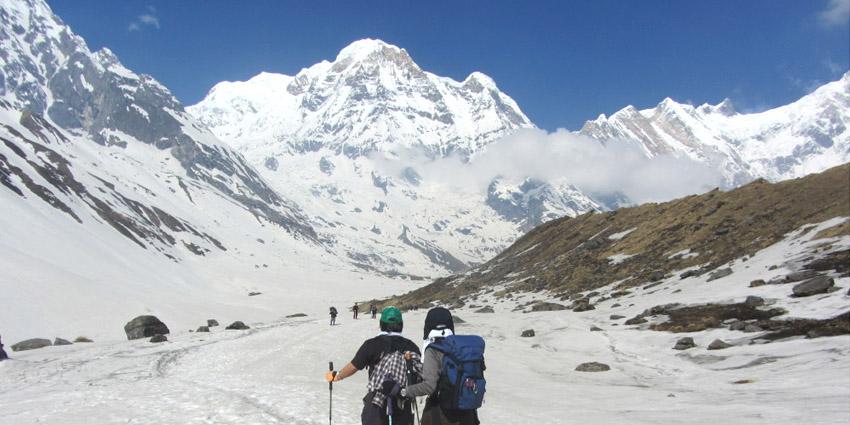 Annapurna BC Trek Nepal