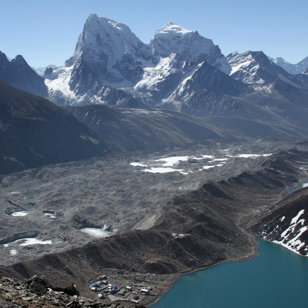 Everest Gokyo Lake Trekking