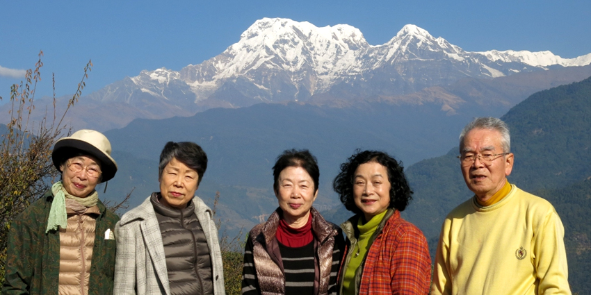 Everest Kalapathar Trekking