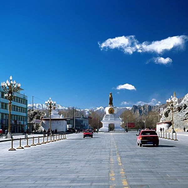 Lhasa Trek